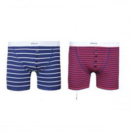Duo boxers Made in France Tony-Angel