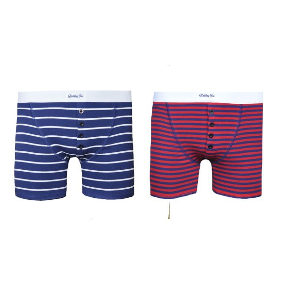 Duo boxers Made in France Tony-Angel 10
