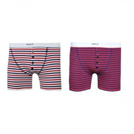 Duo boxers Made in France Alphonse-Angel