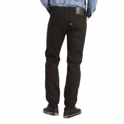 Jean 502 regular taper Levi's Nightshine noir