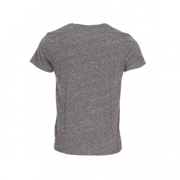 T shirt col rond Scotch & Soda imprimé noir