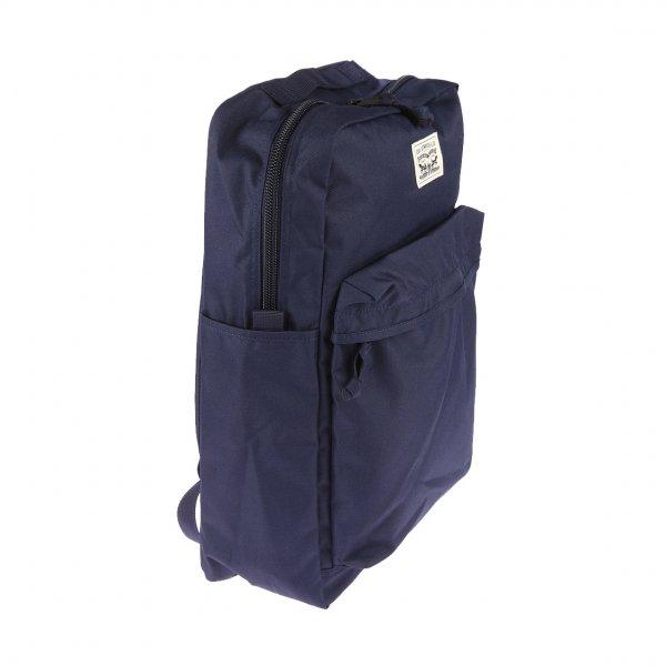 sac dos levi 39 s l pack en toile bleu marine rue des hommes. Black Bedroom Furniture Sets. Home Design Ideas