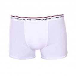 Lot de 2 boxers Tommy Hilfiger Junior en coton stretch blanc