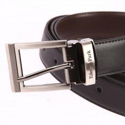 ... eden park h17 coffret ceinture 67actcee0008 h cc cadi noir ceinture  ajustable et reversible 9dabab06a32