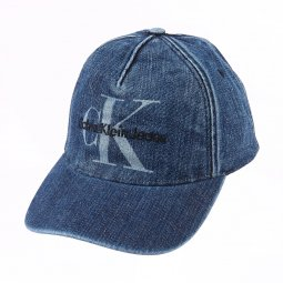Casquette Calvin Klein J Re-Issue en jean
