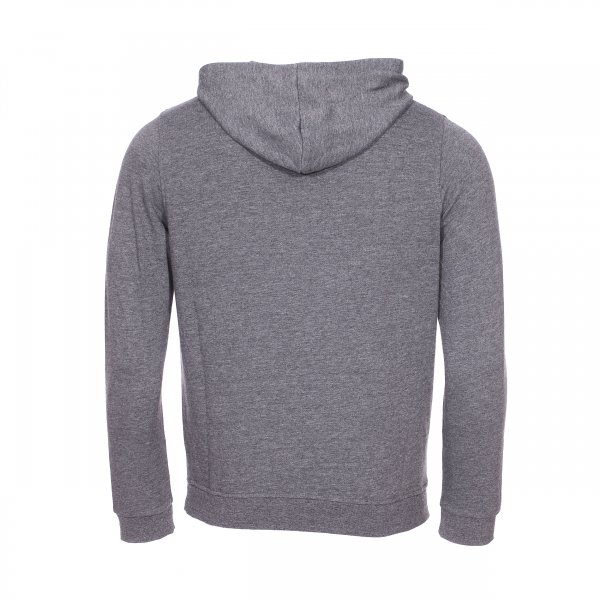 Sweat à capuche Element Junior Vertical gris anthracite chiné