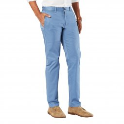 Pantalon Dockers Marina Original Slim Tapered Sunset bleu lavande