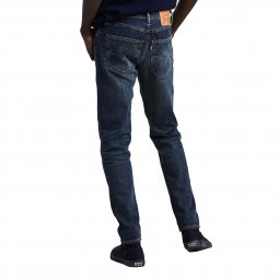 Jean Levi's 512 Slim Taper Fit Madison Square bleu foncé