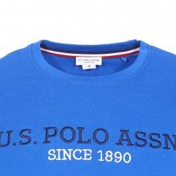 a4b69f70917a1c 72437-us-polo-e18-tee-shirt-institutional-tee-43799-49351-137-bleu-tee-shirt-col-rond-us-polo-assn-institutional-en-coton-bleu-roi-brode-2_255x255.jpg