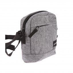 Sacoche Quiksilver Magicall gris chiné