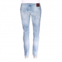 Jean slim Tommy Jeans Scanton Springfield Light Blue Stretch