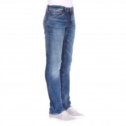 Jean slim Tommy Jeans Scanton River Mid Blue Confort