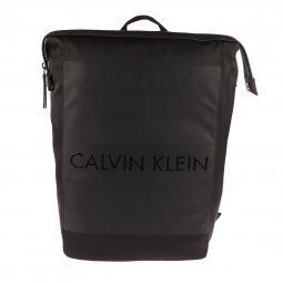 Sac à dos Calvin Klein Jeans Logo Addiction noir