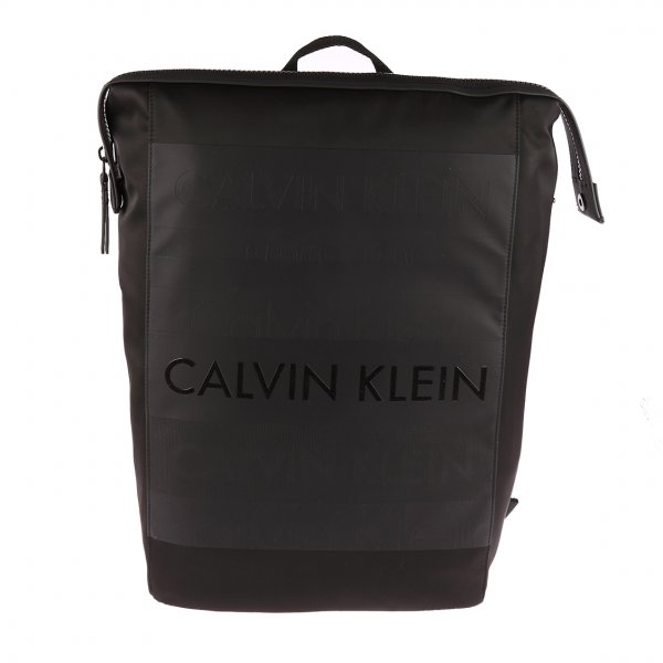 Sac à dos Calvin Klein Logo Addiction noir