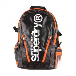 Sac à dos Superdry Sonic Tarp orange et noir