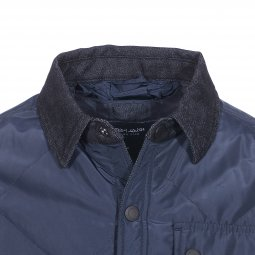 Veste boutonnée Teddy Smith Junior Bosco bleu marine