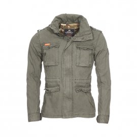 Parka Superdry Rookie Military kaki