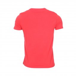 Tee-shirt col rond Kaporal Tanja rouge