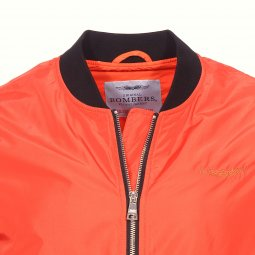 Blouson Original Bombers MA1 orange