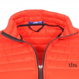 Doudoune sans manches TBS Xavsan orange