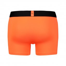 Boxer Puma Lifestyle en microfibre orange