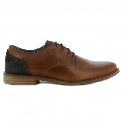 Derbies Bullboxer marron