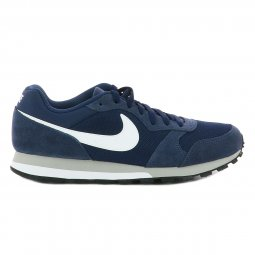 Baskets Nike MD Runner bleu marine