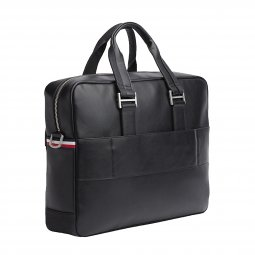 Porte-documents/ordinateur Tommy Hilfiger Business noir