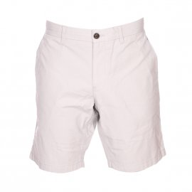 Short Tommy Hilfiger Brooklyn en coton gris clair