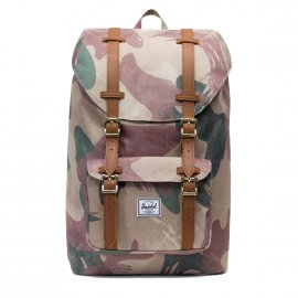 Sac à dos Hershel Little America mid volume 17L camouflage