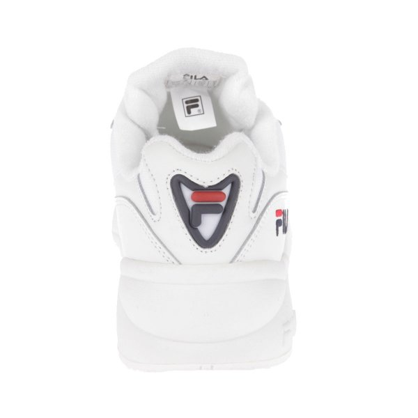 Baskets Fila Venom Low blanches à semelle épaisse