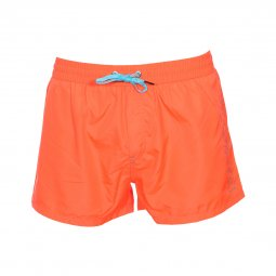 Short de bain Diesel Sandy orange fluo