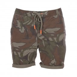Short Superdry Sunscorched en coton stretch à imprimé camouflage