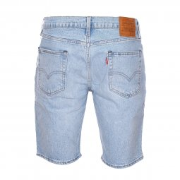 Short en jeans Levi's 511 en coton stretch bleu clair
