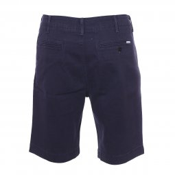 Short Levi's 502 en coton stretch bleu