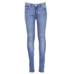 Jean Kaporal Junior Jaris en coton stretch bleu