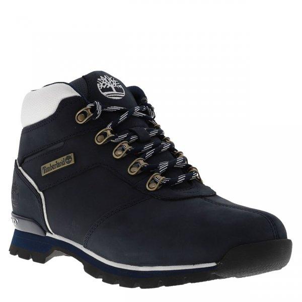 Bleu (Blue) Timberland Splitrock2 Hiker chaussures montantes