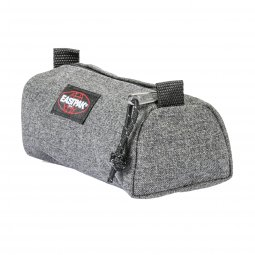 Trousse Eastpak Benchmark gris anthracite chiné