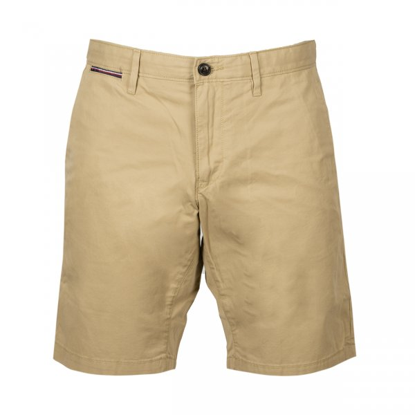 Short chino Tommy Hilfiger Brooklyn en coton beige
