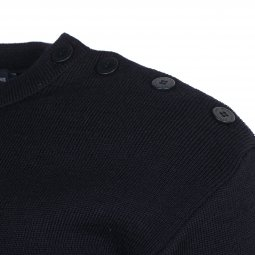 Pull Marin Fouesnant Armor lux 100% laine navy