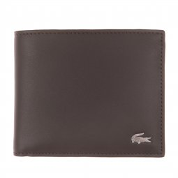Portefeuille lacoste toute la collection de portefeuilles lacoste homme rue des hommes - Porte monnaie lacoste homme ...
