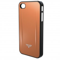 Coque Iphone 4/4S Shell Tru Virtu Café