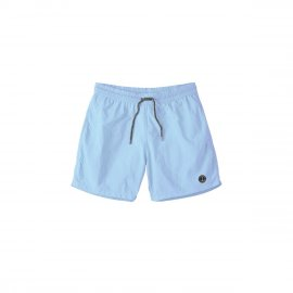 SOFT - Short de bain uni coupe ajustée