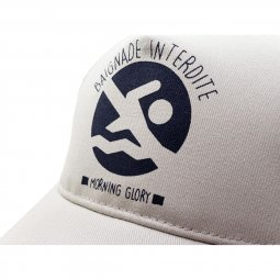 Casquette trucker Morning Glory - Baignade