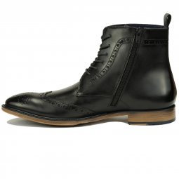 Bottines en Cuir Paxton