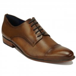 Derbies en Cuir Mark