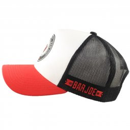Casquette trucker filet Barjoe 1