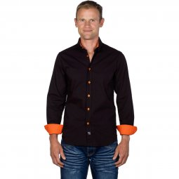 Chemise Coton Stretch Homme