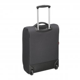VALISE SOUPLE CABINE 2 ROUES POLYESTER