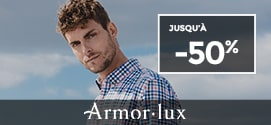 Soldes 2021 Armor Lux